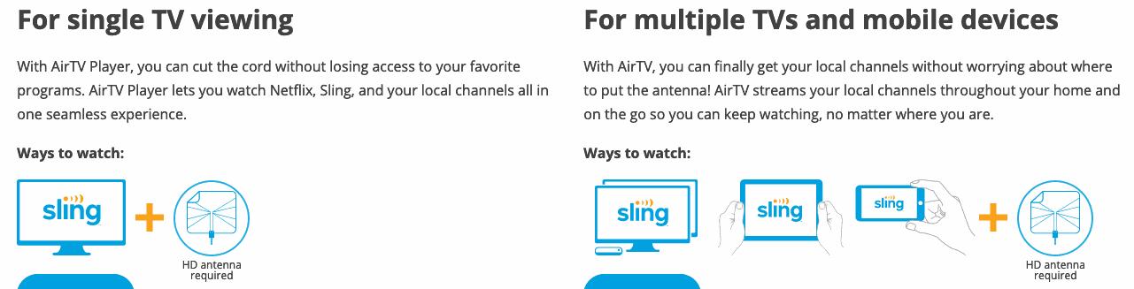 Air TV | Amplex Internet